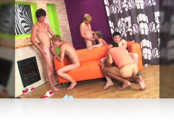 Sunday, Aug 21st: Lets have party from HammerBoys.tv