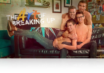 Monday, March 31st: The Art of Breaking Up Teaser