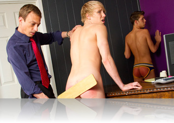 Monday, March 26th: SpankThis - Sterne Spanks Schoolboys Part 1