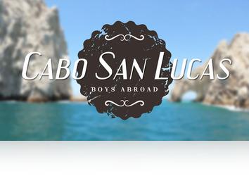 Tuesday, September 8th: Cabo San Lucas TEASER