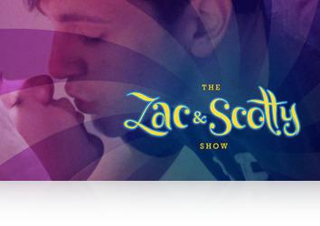 Saturday, April 12th: The Zac and Scotty Show