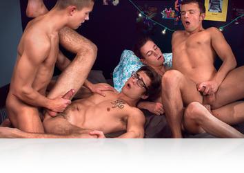 Sunday, February 12th: Boys Night