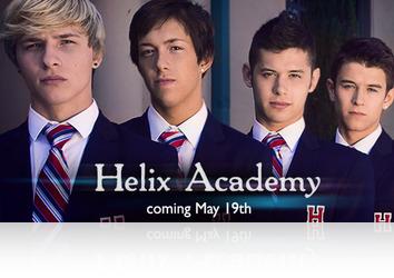 Thursday, May 16th: 8Teenboy - Helix Academy Trailer