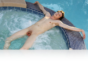 Saturday, January 17th: Timo's Hot Tub Adventure