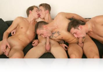 Thursday, February 22nd: David Gold, Chester Pool, Patrik Jensen & Thomas Fiaty