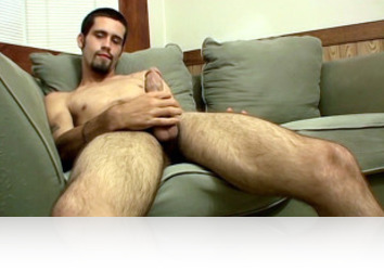 Tuesday, April 7th: Hairy Straight Twink Strokes It