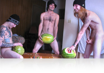 Wednesday, April 6th: Have You Ever Fucked A Watermelon'