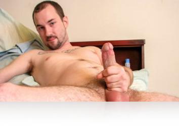 Tuesday, February 13th: Inked Boy Enjoying Porn