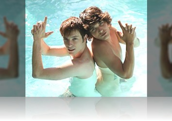 Wednesday, September 14th: Pool Side Fun Turns Into An Outdoor And Wicked Anal Drilling Scene For These Twinks