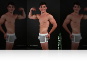 Tuesday, July 8th: Zane Richards from FitYoungMen