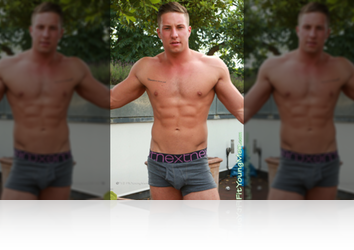 Monday, Oct 5th: Cruise Taylor from FitYoungMen
