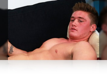 Thursday, Nov 16th: Anthony Forde - Bonus Video of Anthony Forde's Photo Shoot - Straight Footballer Shows us his Massive 9 Inch Uncut Cock! from Englishlads