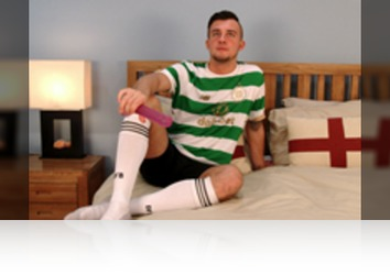 Wednesday, August 15th: Caeden Pearce - Young Pup Caeden Strips out his Football Kit and Fucks Himself with a Big Dildo!